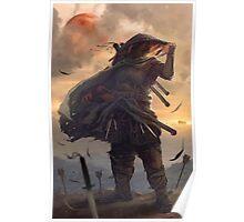 Samurai Boba Poster