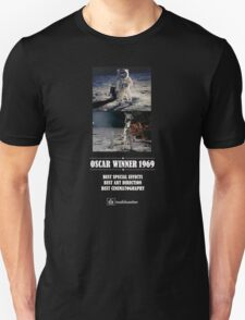 Best Picture 1969 - for dark shirts Unisex T-Shirt