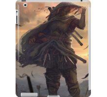 Samurai Boba iPad Case/Skin