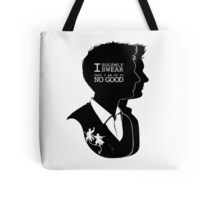 """I solemly swear that i am up to NO GOOD"" Tote Bag"