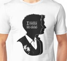 """I solemly swear that i am up to NO GOOD"" Unisex T-Shirt"