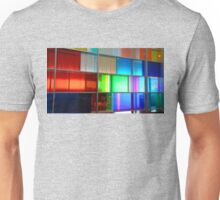 Rainbow Windows Unisex T-Shirt