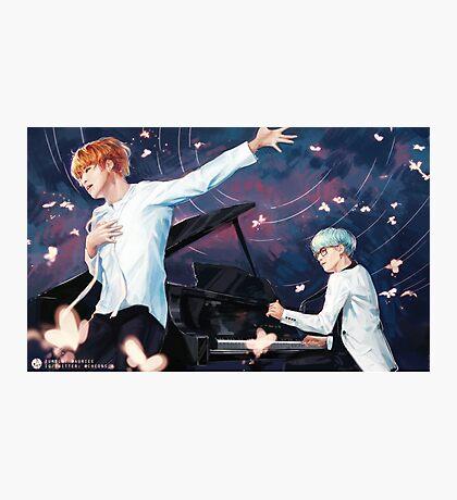 Yoonmin - Stars Dance Photographic Print
