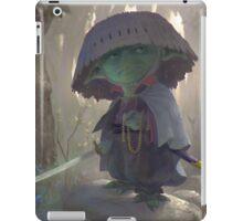 Yoda Samurai iPad Case/Skin