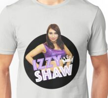 Izzy Shaw Wrestler with crown Unisex T-Shirt