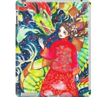 The dragon's bride iPad Case/Skin