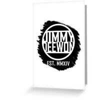 Established MMXIV Greeting Card
