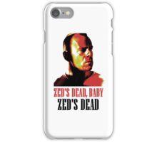 Zed Is Dead iPhone Case/Skin