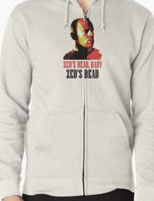 Zed Is Dead Zipped Hoodie