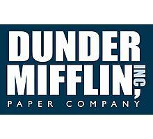 Dunder Mifflin Photographic Print