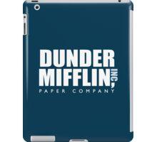 Dunder Mifflin iPad Case/Skin
