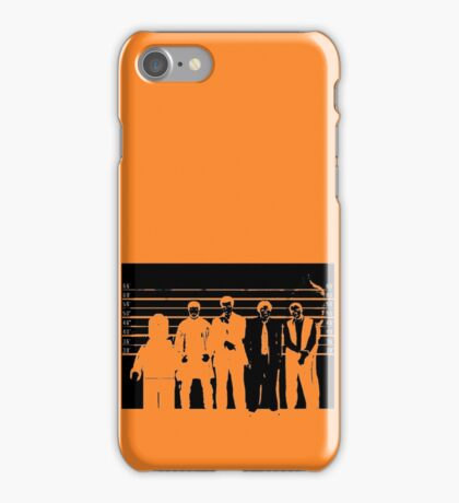 The Unusual Suspects iPhone Case/Skin