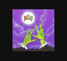 FLATBUSH ZOMBIES HAND OF DEATH MOON OF DEATH Unisex T-Shirt