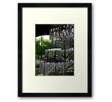 Prisms Framed Print