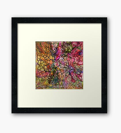 Summer Wine 1 Framed Print