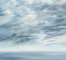 Australian Summer Sky by Veronica O'Leary
