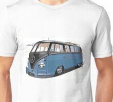 Kombi Blue Unisex T-Shirt