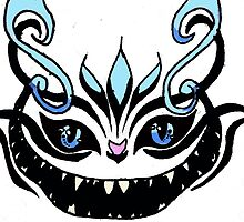 Cheshire Cat by kristinwils901