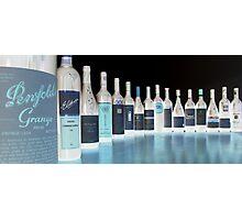 White Wine Photographic Print