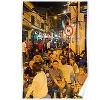 Hanoi Old Quarter Poster