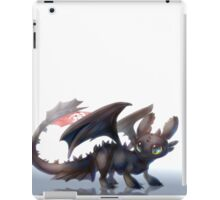 How to train your dragon - Toothless iPad Case/Skin