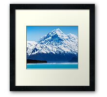 Mount Cook Framed Print