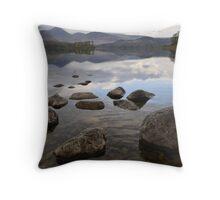 Derwentwater Throw Pillow