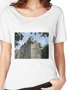 Donegal Castle. Women's Relaxed Fit T-Shirt