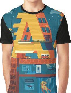 A (secret) building  Graphic T-Shirt