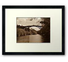 Ironbridge View 2 Framed Print