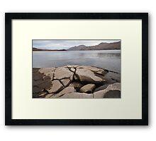 Loch Maree Framed Print