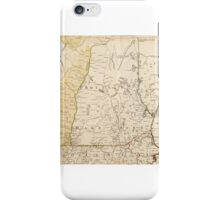 Jefferys, Thomas THE AMERICAN ATLAS; OR A GEOGRAPHICAL DESCRIPTION OF THE WHOLE CONTINENT OF AMERICA iPhone Case/Skin