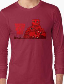 MEATBOY Long Sleeve T-Shirt