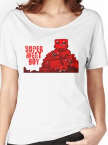 MEATBOY Women's Relaxed Fit T-Shirt