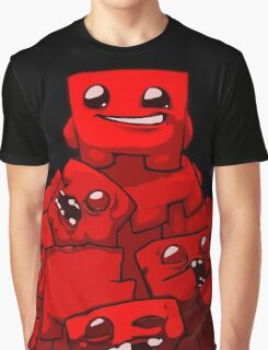 MEATBOY Graphic T-Shirt