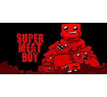MEATBOY Photographic Print