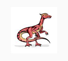 Illustration of Velociraptor. Unisex T-Shirt