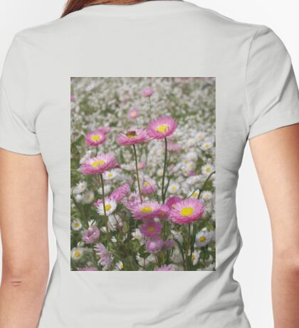 Spring in Kings Park Womens Fitted T-Shirt
