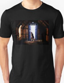 The Lion, The Witch, and The TARDIS T-Shirt