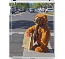A BEARS CROSSING iPad Case/Skin