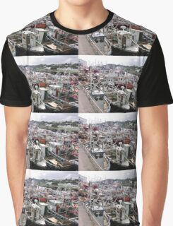 Traffic Jam - Greencastle Co. Donegal Ireland Graphic T-Shirt