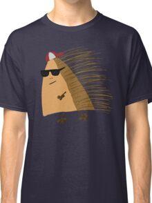 Weekend Hedgehog by Anne Winkler Classic T-Shirt