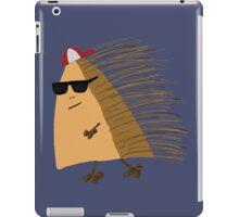 Weekend Hedgehog by Anne Winkler iPad Case/Skin