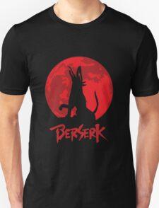 Berserk Wolf Full Moon Unisex T-Shirt