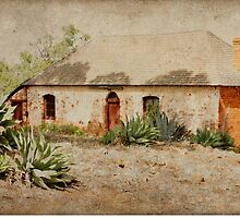 Vintage Cottage, Arthur River, WA by Elaine Teague