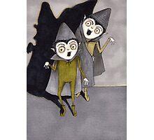 Vampire Elves Photographic Print