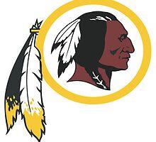 Washington Redskins by taufiqspox46