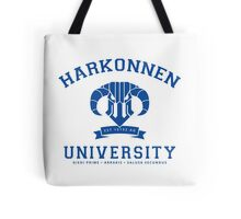Harkonnen University | Blue Tote Bag