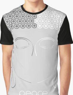 Peace - Minimalist Zen Art Graphic T-Shirt