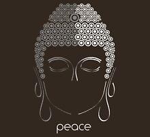 Peace - Minimalist Zen Art Unisex T-Shirt